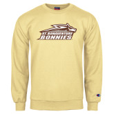 Champion Vegas Gold Fleece Crew-Official Logo