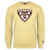 Champion Vegas Gold Fleece Crew-Bonnies Shield