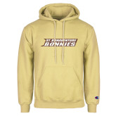 Champion Vegas Gold Fleece Hoodie-St. Bonaventure Bonnies