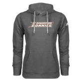 Adidas Climawarm Charcoal Team Issue Hoodie-St. Bonaventure Bonnies