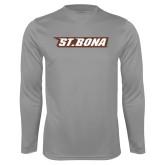 Performance Steel Longsleeve Shirt-St. Bona