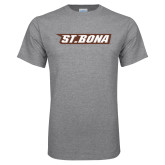 Grey T Shirt-St. Bona