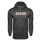 Under Armour Carbon Performance Sweats Team Hoodie-St. Bonaventure Bonnies