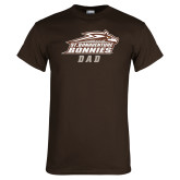 Brown T Shirt-Dad