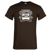 Brown T Shirt-SBU Final Four