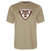 Performance Vegas Gold Tee-Bonnies Shield