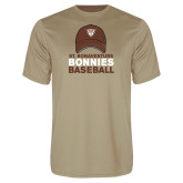 Performance Vegas Gold Tee-Bonnies Baseball w/ Hat