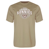 Performance Vegas Gold Tee-Bonnies Baseball Arched w/ Ball
