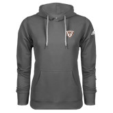 Adidas Climawarm Charcoal Team Issue Hoodie-Bonnies Shield