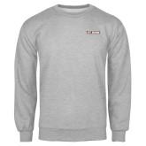Grey Fleece Crew-St. Bona