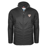 Columbia Mighty LITE Charcoal Jacket-Bonnies Shield