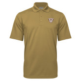 Vegas Gold Mini Stripe Polo-Bonnies Shield