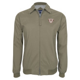 Khaki Players Jacket-Bonnies Shield