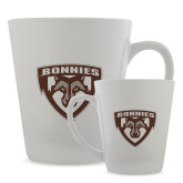 Full Color Latte Mug 12oz-Bonnies Shield