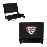 Stadium Chair Black-Bonnies Shield