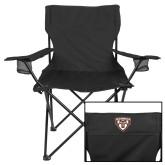 Deluxe Black Captains Chair-Bonnies Shield