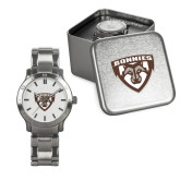 Mens Stainless Steel Fashion Watch-Bonnies Shield