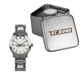 Ladies Stainless Steel Fashion Watch-St. Bona