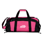 Tropical Pink Gym Bag-Official Logo