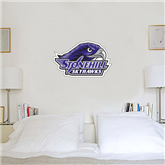 1.5 ft x 3 ft Fan WallSkinz-Official Logo