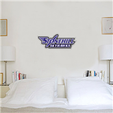 1 ft x 3 ft Fan WallSkinz-Stonehill Skyhawks