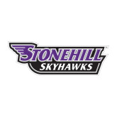 Medium Decal-Stonehill Skyhawks, 8 in. wide