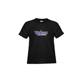 Toddler Black T Shirt-Stonehill Skyhawks