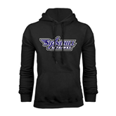 Black Fleece Hood-Stonehill Skyhawks