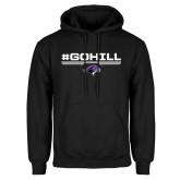 Black Fleece Hoodie-#GoHill