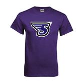 Purple T Shirt-S