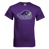 Purple T Shirt-Field Hockey