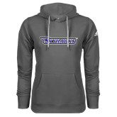 Adidas Climawarm Charcoal Team Issue Hoodie-Skyhawks