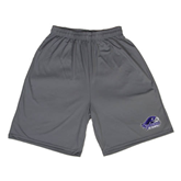 Performance Steel 9 Inch Length Shorts-Official Logo