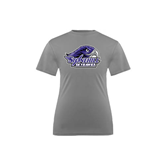 Youth Syntrel Performance Steel Training Tee-Official Logo