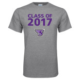Grey T Shirt-Class of Personalized Year, Personalized Year