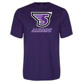 Performance Purple Tee-Alumni