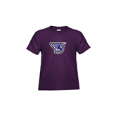 Toddler Purple T Shirt-S
