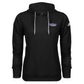 Adidas Climawarm Black Team Issue Hoodie-Stonehill Skyhawks