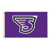 3 ft x 5 ft Flag-Official Logo