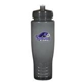 Spectrum Charcoal Sport Bottle 28oz-Official Logo