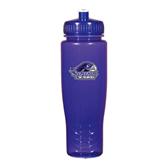 Spectrum Purple Sport Bottle 28oz-Official Logo