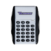 White Flip Cover Calculator-Skyhawks