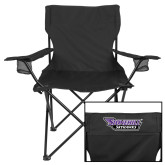 Deluxe Black Captains Chair-Stonehill Skyhawks