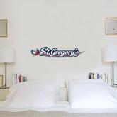 1 ft x 3 ft Fan WallSkinz-St. Gregorys w/ Sword