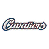 Extra Large Decal-Cavaliers Script, 18 inches wide