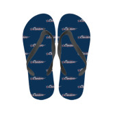 Full Color Flip Flops-Official Logo