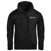 Black Survivor Jacket-Cavaliers Script
