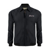 Black Players Jacket-Cavaliers Script