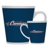 12oz Ceramic Latte Mug-Official Logo