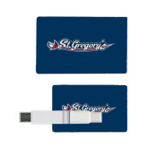 Card USB Drive 4GB-St. Gregorys w/ Sword